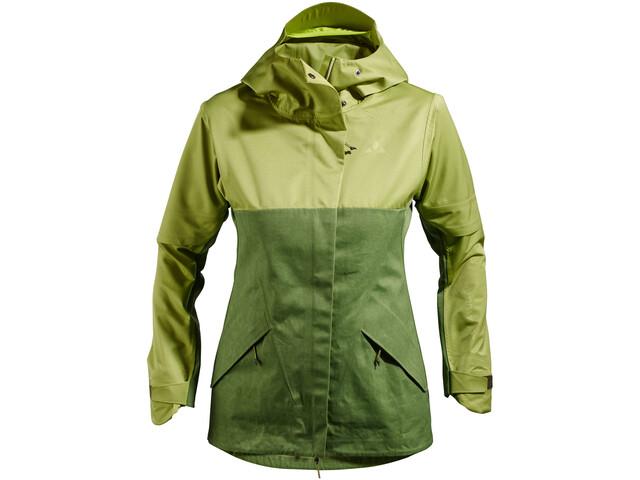 VAUDE Green Core 3L Jacket Women mossy green